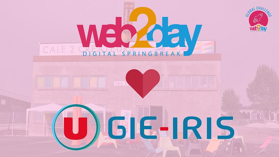 U GIE IRIS - Web2Day