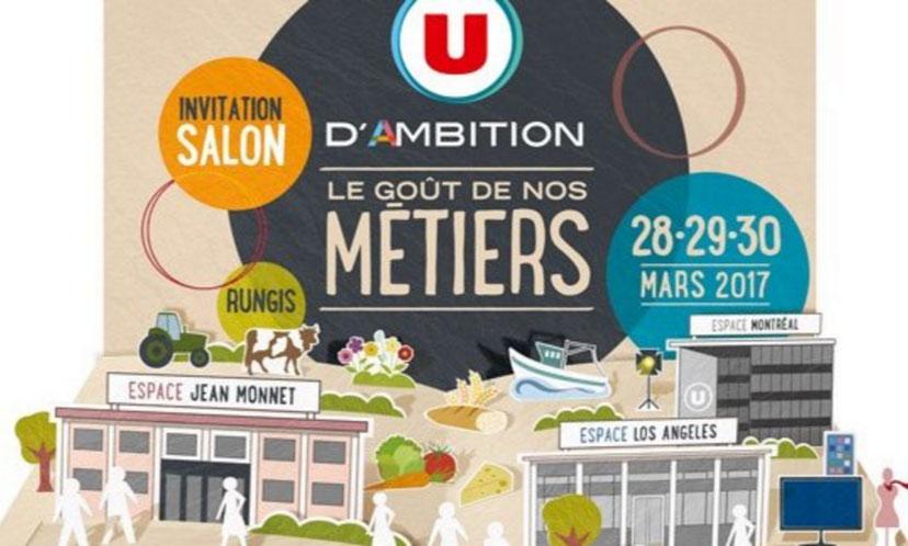 GIE-IRIS salon U d'ambition 2017